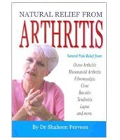 Natural Relief From Arthritis Book (K001)
