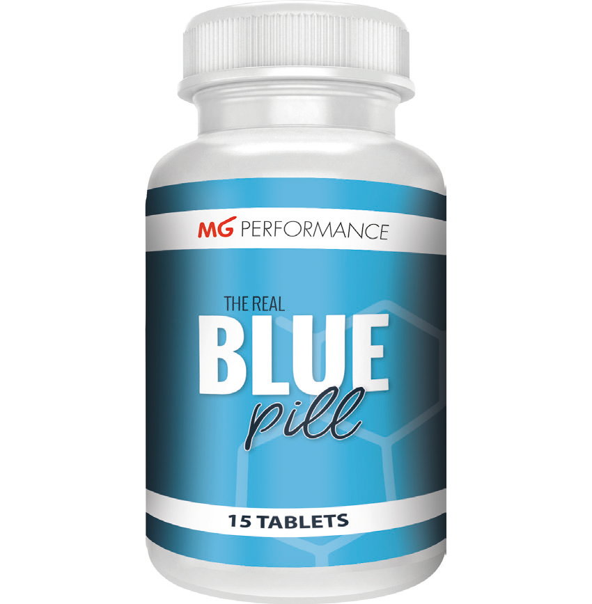 The Real Blue-Pill