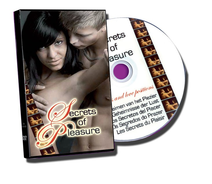 Secrets Of Pleasure DVD