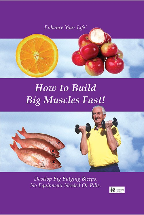 Build Big Muscles - Fast Book (K005)