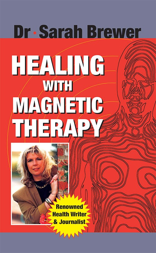 Healing with Magnetic Therapy Book (K008)