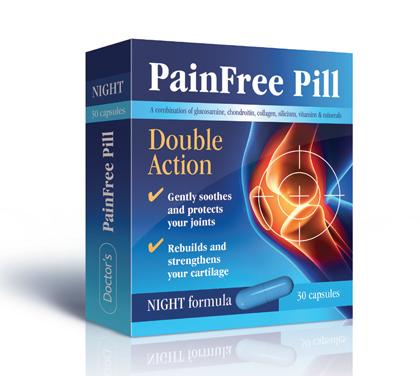 PainFree Pill