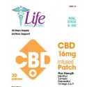 CBD+ Infused Patch - 16mg