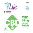 CBD+ Infused Patch - 24mg